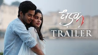 Video Dhadak | Official Trailer | Janhvi & Ishaan | Shashank Khaitan | Karan Johar MP3, 3GP, MP4, WEBM, AVI, FLV Juni 2018