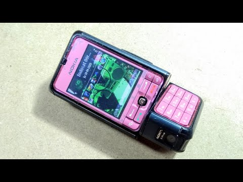 Nokia 3250 - Review, themes,ringtones