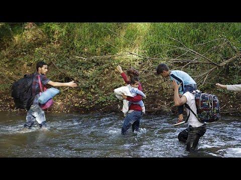 Περισσότεροι από 100 μετανάστες εγκλωβισμένοι στη Σλοβενία