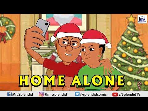 Home Alone, Akpors and Rukewe (Splendid TV)