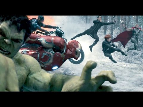 AVENGERS 2  Bande annonce VF Finale