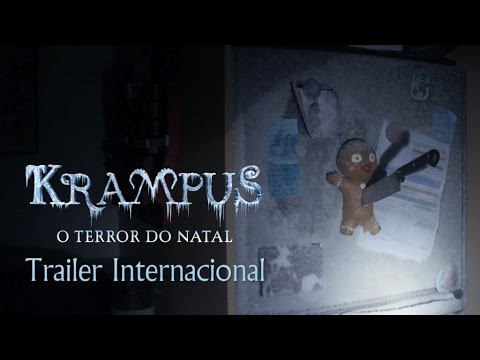 Krampus - O Terror do Natal - Trailer Internacional
