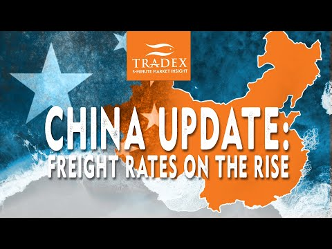 3MMI - China Update: Freight Rates Are Rising; COVID-19 Outbreaks Causing Major Delays