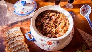 Bigos (ensopado de carne polonês)