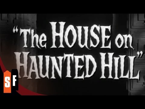 House On Haunted Hill - Vincent Price (1959) - Official Trailer HD