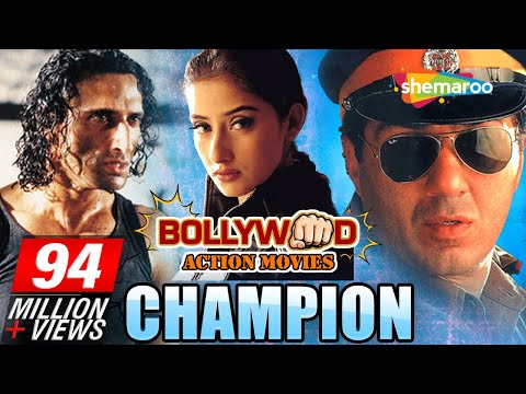 Video Champion {HD} - Sunny Deol - Manisha Koirala - Superhit Hindi Movie - (With Eng Subtitles) download in MP3, 3GP, MP4, WEBM, AVI, FLV January 2017