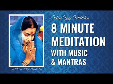 Sahaja Yoga Meditation… Short meditation with instructions