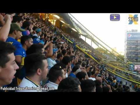 VOLVEMO A JAPON / Boca - Rafaela 2016 - La 12 - Boca Juniors - Argentina - América del Sur