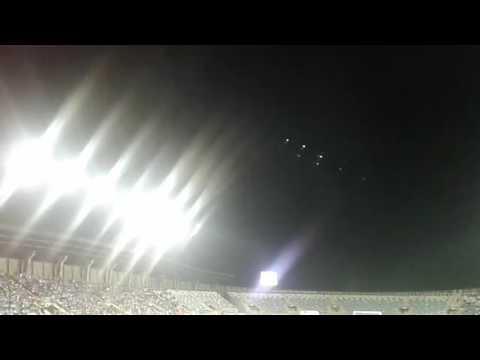 //HINCHADA// O'HIGGINS VS IQUIQUE - Trinchera Celeste - O'Higgins - Chile - América del Sur
