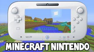 Minecraft Nintendo Wii U & 3DS Confirmed? + More Details!