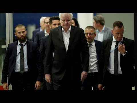 Merkel und Seehofer erreichen Durchbruch im Migrati ...