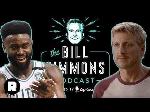 The Improbable Celtics, 'Cobra Kai,' & Bank Robbery Movies With Bill's Dad & Shea Serrano