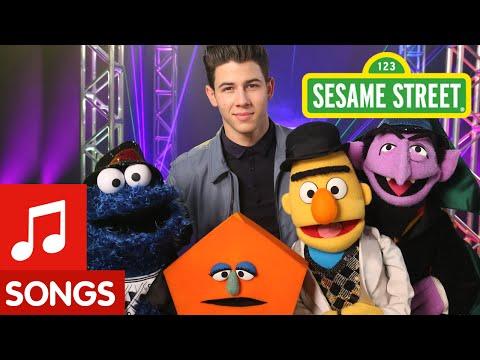 Sesame Street: Check That Shape (with Nick Jonas)