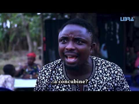 Yeye Oba (King's Mother) Latest Yoruba Movie 2018 Sanyeri