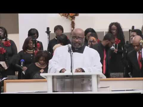 A Spiritual Revolution - Bishop Rice - Nov. 4, 2018