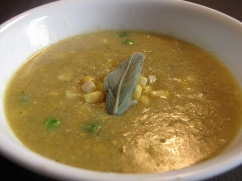 Easy Soup Recipes – Corn Chowder Recipe