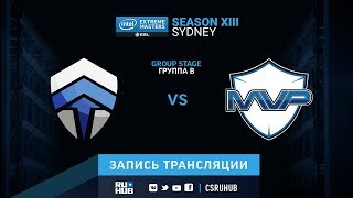 Chiefs vs MVP - IEM Sydney XIII - map1 - de_nuke [SleepSomeWhile, GodMint]