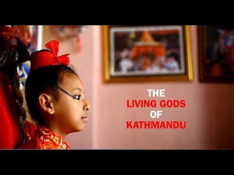 (Living gods of Kathmandu - Duration: 2 min, 43 sec)