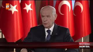 Lider Devlet Bahçeli Şebnem Bursalı