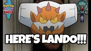 LANDORUS-T IS BACK!!! POKEMON DIRECT by Thunder Blunder 777