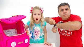 Video Hurry up to school - nursery rhymes song MP3, 3GP, MP4, WEBM, AVI, FLV Juli 2019