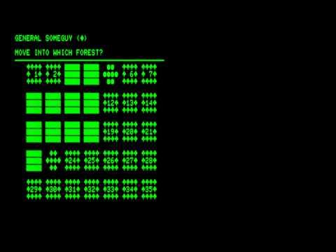 Ambush! for the Commodore PET\\Commodore CBM