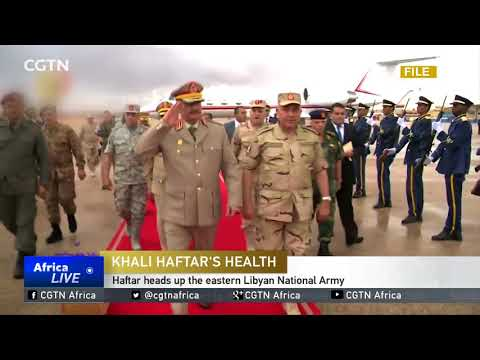 Concerns mount in Libya after general is admitted to Paris hospital (видео)