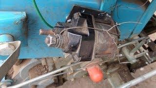 Мотоблок на радиоуправление - от идеи к действию /Behind tractor on radio control