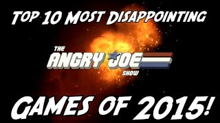 Video Top 10 Most Disappointing Games of 2015! MP3, 3GP, MP4, WEBM, AVI, FLV November 2018