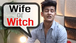Hey guyz....This video is about how wives do emotional blackmail on their husband. wives have only only one secret weapon in...