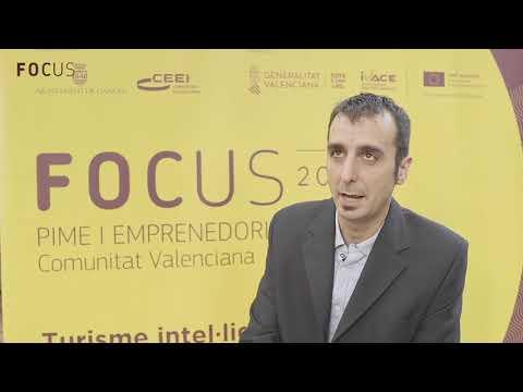 Evarist Miralles en Focus Pyme y Emprendimiento Comunitat Valenciana 2018