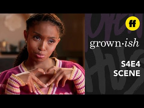 grown-ish Season 4, Episode 4 | Zoey and Dre Patch Things Up | Freeform