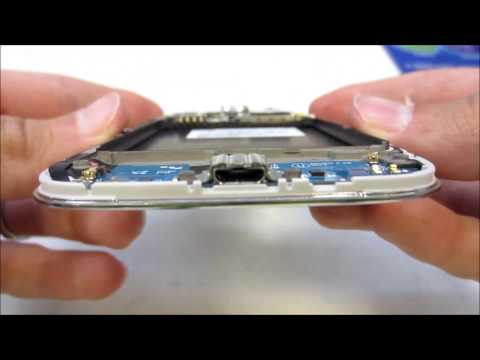 Galaxy S4 Charging Port Replacement / THE EASY WAY (LESS THAN 10 MIN.)