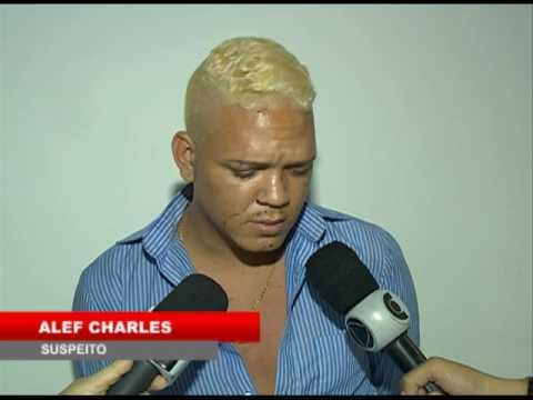 Assaltantes trocam tiros com a polícia no Viaduto Capitão Temudo