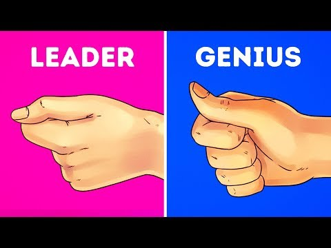 Video YOUR FIST SHAPE REVEALS YOUR TRUE PERSONALITY download in MP3, 3GP, MP4, WEBM, AVI, FLV January 2017
