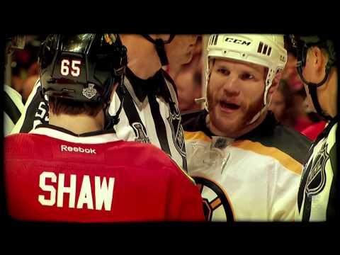 June 24, 2013 (Chicago Blackhawks vs. Boston Bruins – Game 6) – HNiC – Opening Montage