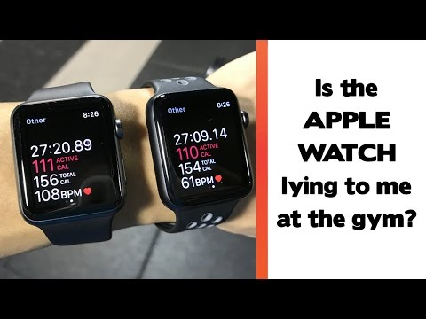 The Truth About Apple Watch Fitness Tracking - Apple Watch Series 2 Review