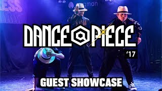 GDS (バファリン & Aジロー & KELO) – DANCE@PIECE GRAND PRIX 2017 GUEST SHOWCASE (Another angle)