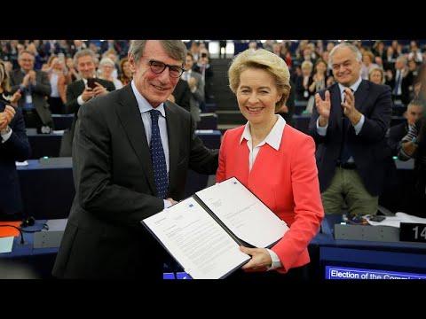 EU: Neue Kommission mit großer Mehrheit im EP bestätigt