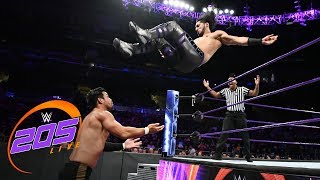 Nonton Mustafa Ali Vs  Hideo Itami  Wwe 205 Live  Aug  7  2018 Film Subtitle Indonesia Streaming Movie Download