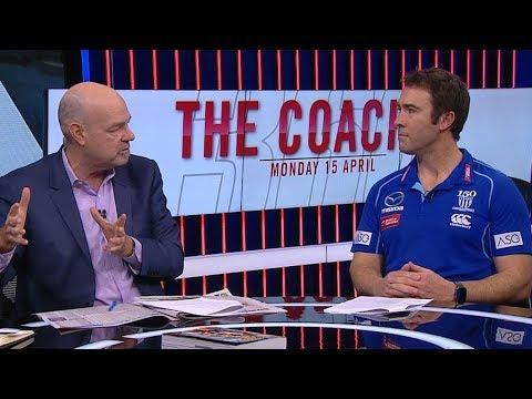 Brad Scott on AFL 360 - Fox Footy (April 15, 2019)
