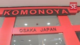 Tienda Komonoya: La apuesta por el