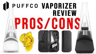 THE PUFFCO PEAK REVIEW by The Cannabis Connoisseur Connection 420
