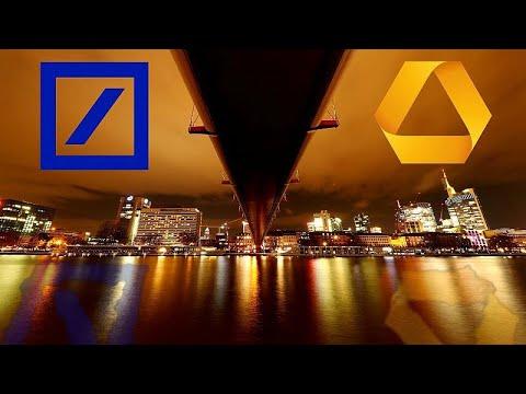 Deutsche Bank και Commerzbank προς συγχώνευση