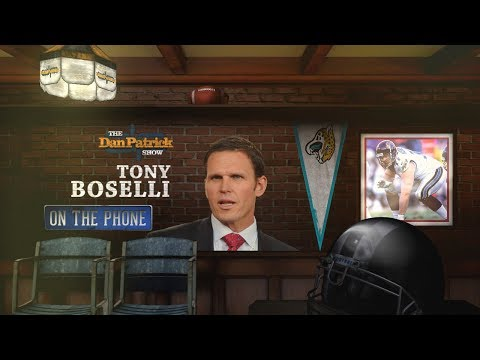 Tony Boselli Talks Steelers vs Panthers, Le'Veon & More w/Dan Patrick | Full Interview | 11/9/18