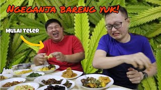 Video NGEGANJA BARENG DADDY KULINER?!? MP3, 3GP, MP4, WEBM, AVI, FLV September 2018