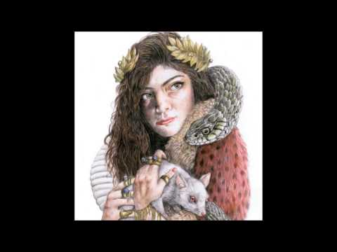 Lorde - Bravado lyrics