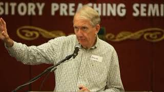 EPS 2012 Lecture 2 of 4 : David Jackman - Old Testament Prophecy and the Contemporary Church