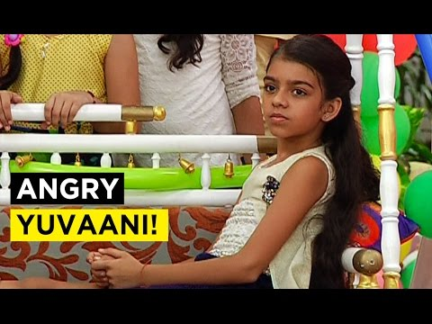 What made Yuvani angry on her birthday?
