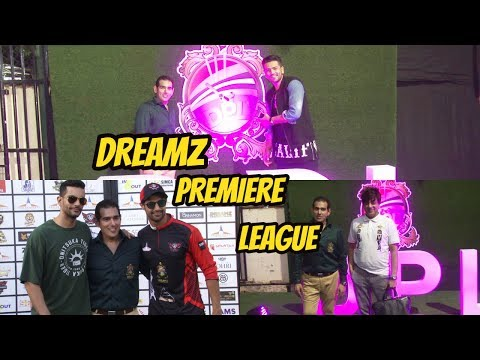 Week 4 Day 7 Dreamz Premiere League Spearheaded by Wasib Peshimam witnesses Angad Bedi, Tanuj Virwan